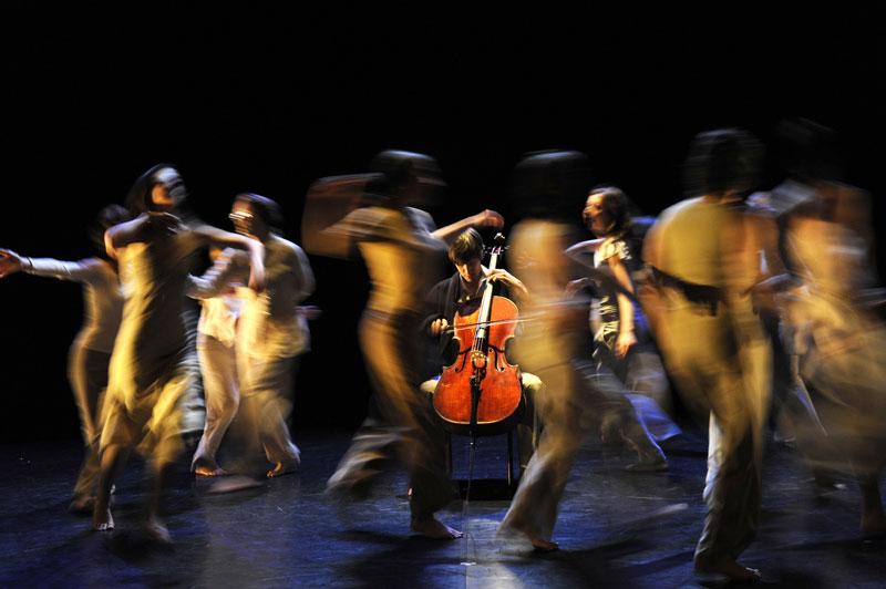 Spectacle au Théâtre Astrée © Eric Le Roux