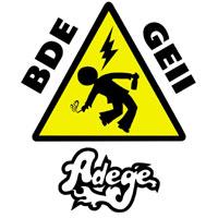 Logo BDE GEII - Adege