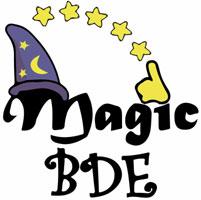 Logo BDE Magic
